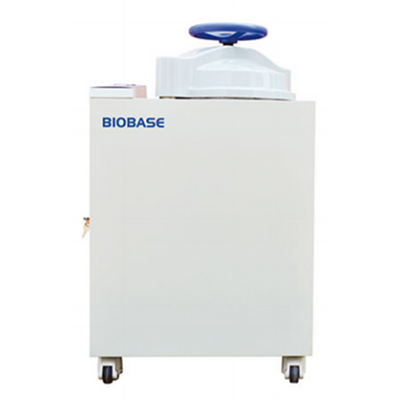 Hand Wheel Type Vertical Autoclave Steam Sterilizer BKQ-B75II