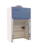 3.94 Ft Walk-in Fume Hood