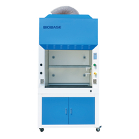 New Laboratory Fume Hood Cupboard For Inspection And Testing Center