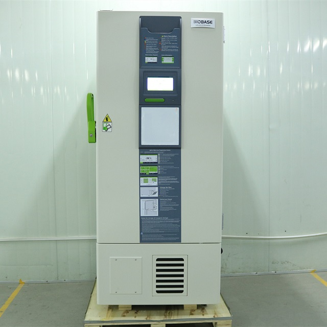 Vertical Type Ultra Low Temperature Freezer -86 Degree